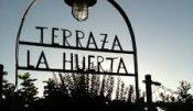 Terraza La Huerta en Arnía